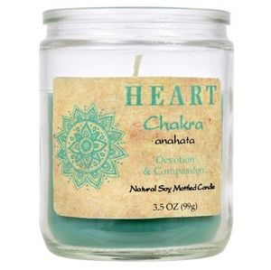 Other - Heart Chakra Candle
